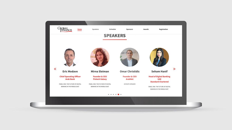 Corporate Web Design GF